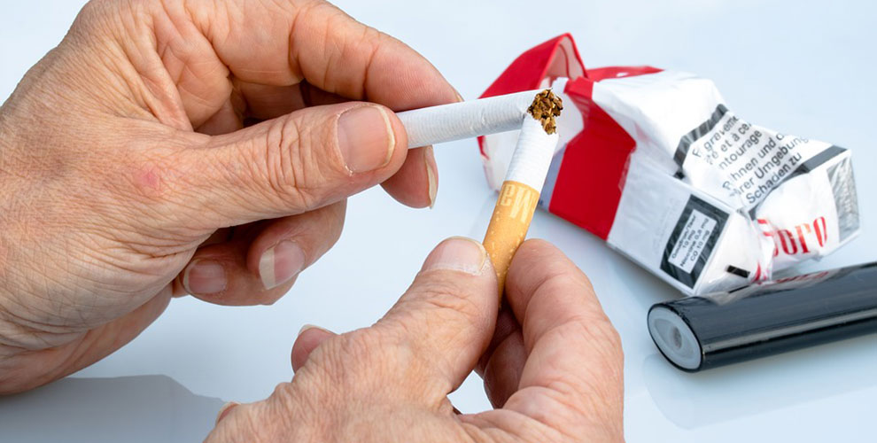 New Year's Resolutions - Quit Smoking