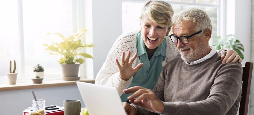 Top 5 Internet Activities for Older People