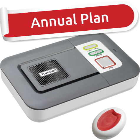 Lifeline Alarm Annual Plan