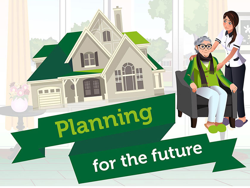 Homecare: Planning for the Future | Personal Alarms | Lifeline24
