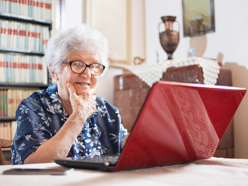Internet Safety Guide for the elderly