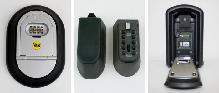 A Personal Alarm for the Elderly - Keysafes