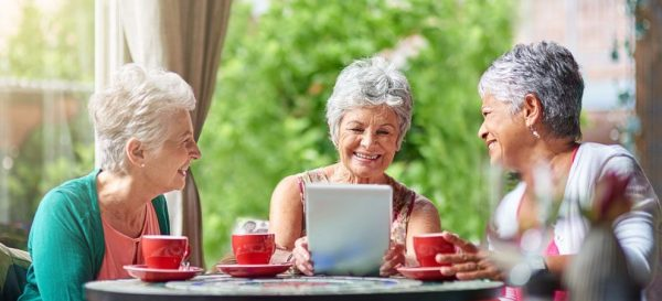 How technology can improve the lives of older people