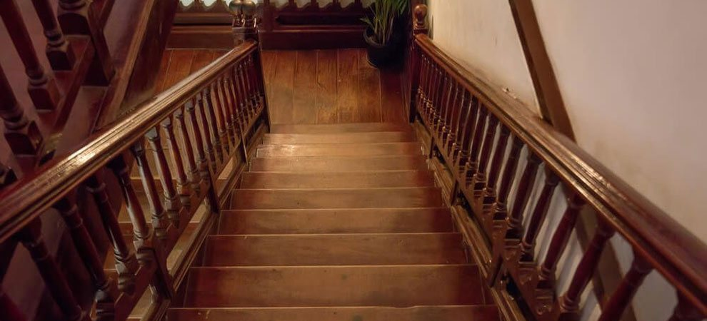 5 Ways of Avoiding a Staircase Accident