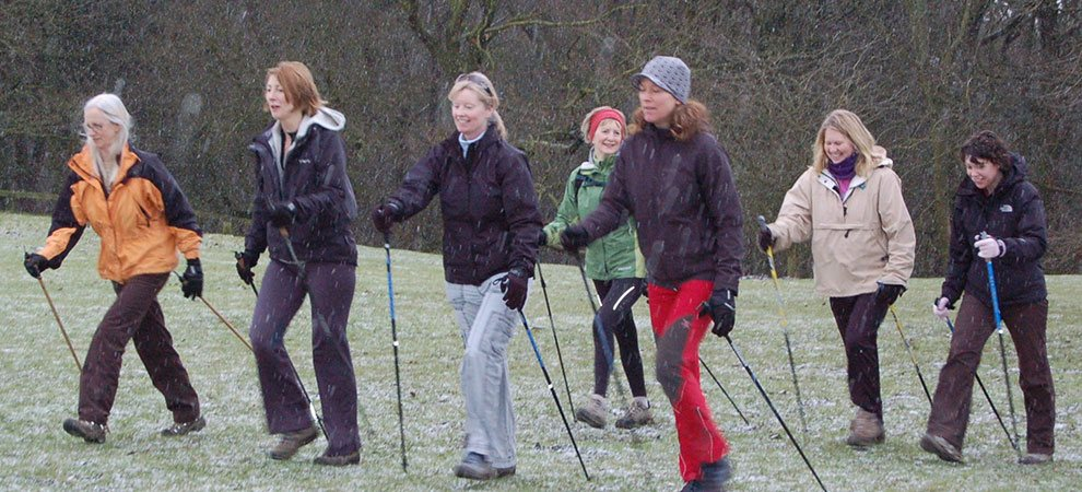 A guide to Nordic Walking