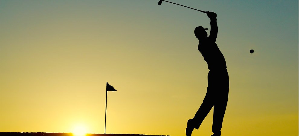 5 Benefits of Playing Golf