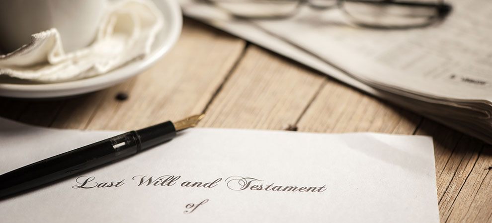 Making a Will: Everything you need to know