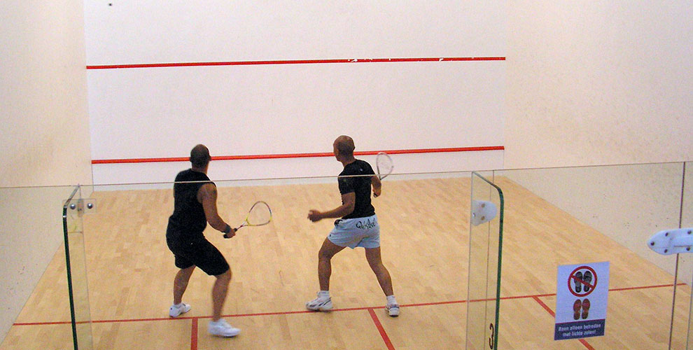 Playing Squash - Benefits
