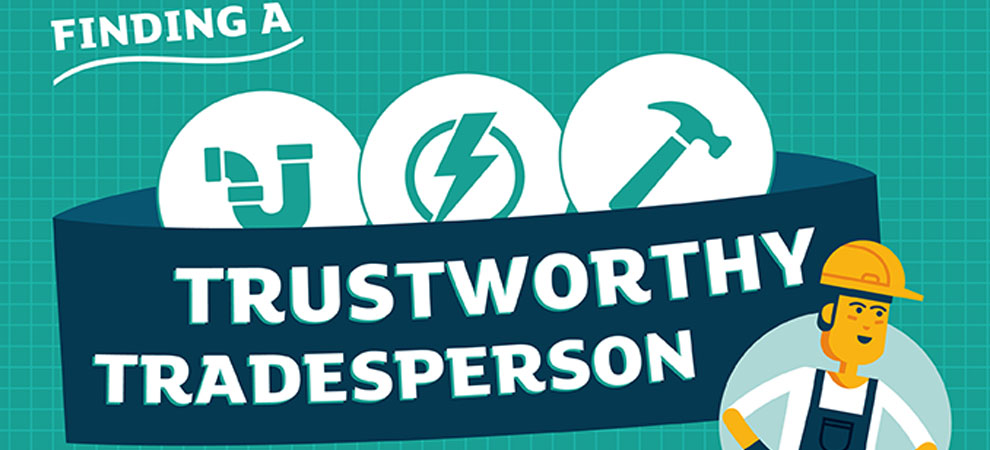 Guide to Finding a Trustworthy Tradesperson