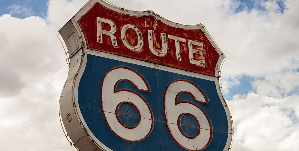 Travelling - Route 66