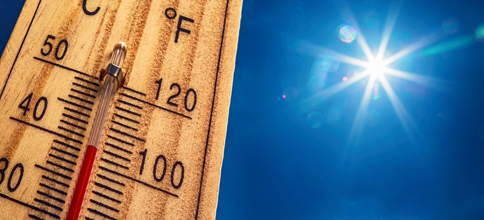 5 Ways you can help Older People during the Heatwave