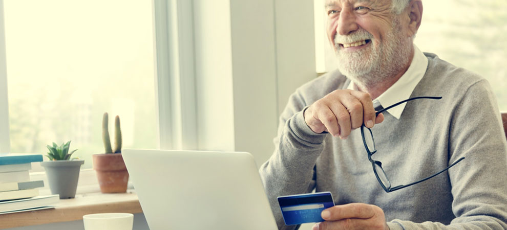 An Online Shopping Guide for People Over 50