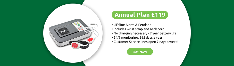 Personal Alarm Service - Annual Plan