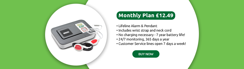Personal Alarm Service - Monthly Plan