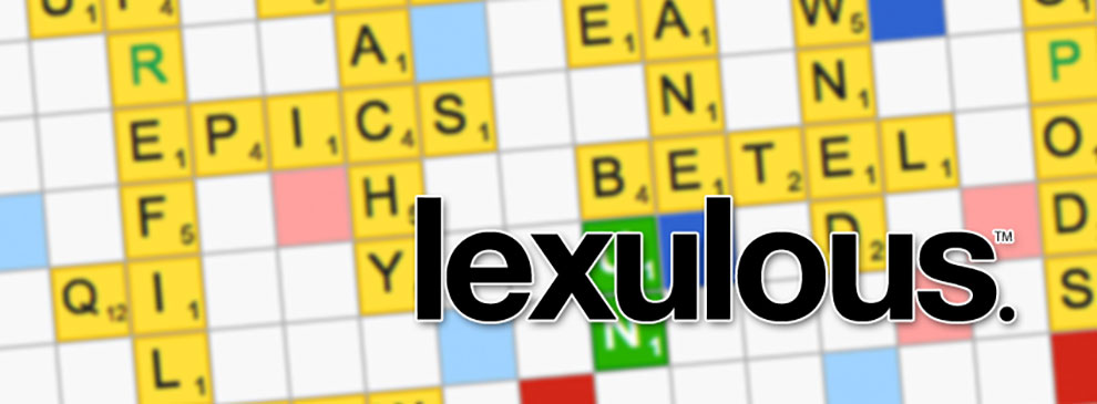 Elderly Gaming - Lexulous Facebook Game