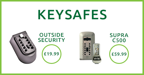 Keysafe Price Reduction: Add extra security for less