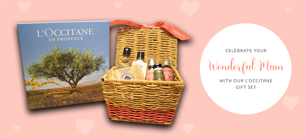 Win our L'Occitane Gift Set this Mother's Day