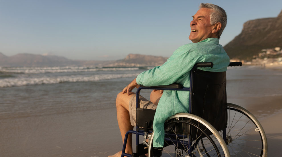 Limited Mobility - Travel Tips for Elderly Holidaymakers
