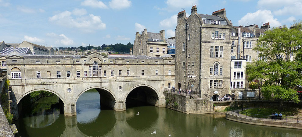 Top 10 things for the Elderly to see and do in Bath