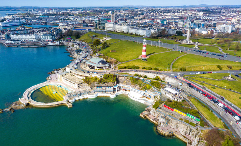 Things to do in Plymouth - Barbican and Hoe Area
