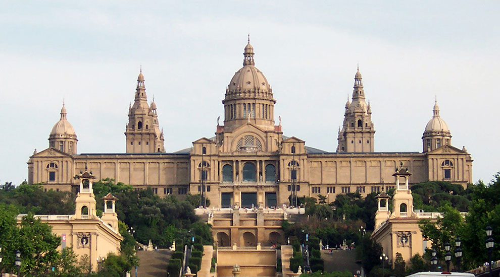 Visit Barcelona - National Art Gallery of Catalonia
